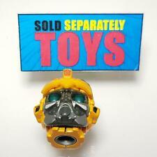Hasbro Transformers ROTF Human Alliance Bumblebee Figure Head Original 2009