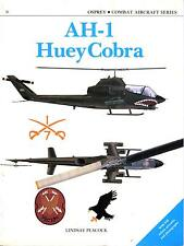 Osprey - Combat Aircraft Series, AH-1 Huey Cobra, Helikopter, Lindsay Peacock