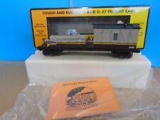 MTH RAILKING 30-7939 MTH RRC 2000 CRANE TENDER CABOOSE.. MINT IN BOX