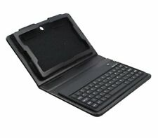 """Wireless Bluetooth Keyboard Case Cover with Stand for Blackberry Playbook 7"""""""