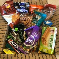 35 Snacks - Care Package Snack Goody Box!