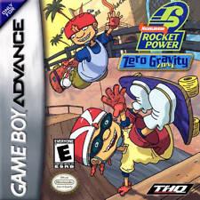 Rocket Power Zero Gravity GBA New Game Boy Advance
