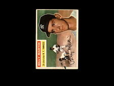 1956 Topps 181 Billy Martin POOR #D1,171943