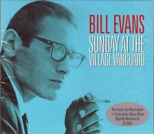 BILL EVANS - Sunday At The Village Vanguard / Explorations  (NEW SEALED 2CD)