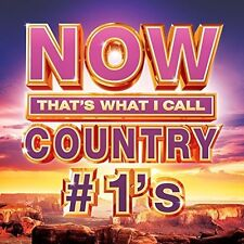 Various Artists - Now Country #1s [New CD]