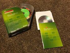 Microsoft Visual Studio 2008 Standard Std full retail GENUINE (UPGRADE) Disc!