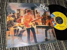 "ELO ELECTRIC LIGHT ORCHESTRA TWILIGTHT/JULIE DON'T LIVE HERE 7"" 1981 JET SPAIN"