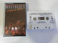 MOCEDADES 15 AÑOS DE MUSICA CINTA TAPE CASSETTE 1984 SPANISH EDITION CBS
