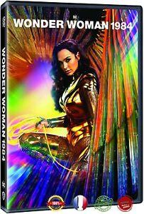 Wonder Woman 1984 Dvd Film Famille Tous publics