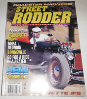Street Rodder Magazine Reliability Run & NHRA Reunion March 1996 080714R
