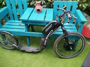 Electric bike.Scooter
