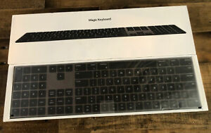 Apple Magic Wireless Keyboard MRMH2LL/A - Space Gray