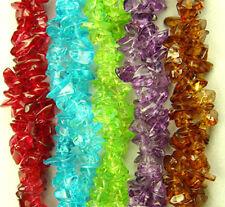 glass chips 36 inch strand