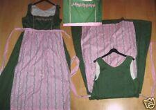 Traum  Dirndl Gr. 48/50 grün/rosa NEU TOP!