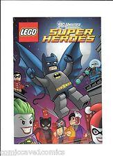 Lego DC Universe Super Heroes   Near Mint-(9.2)   2012