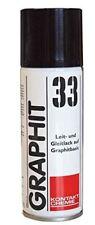 Contact chimie Graphite 33 leitlack 200ml Graphite spray graphitlack lubrification spray