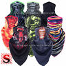 Motorcycle Neck Warmer Tube Biker Snood Scarf Face Mask Balaclava Bandana Shield