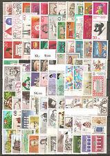 RFTN03 - GERMANIA OVEST - Lotto francobolli nuovi mai linguellati - (**)