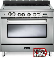 Verona 36 Inch Freestanding Electric Range with 4.0 cu. ft. Convection Oven