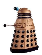 BBC DOCTOR WHO FIGURINE COLLECTION #1 GOLD DALEK DAYS OF THE DALEKS EAGLEMOSS