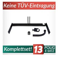 Volvo V70 III B Kombi 2WD 07-10 Kpl. Anhängerkupplung starr+E-Satz 13p