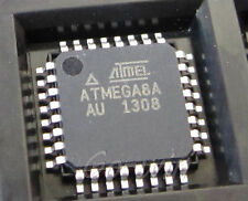 New listing 5Pcs Atmel Atmega8A-Au Tqfp-32 Ic