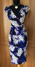 "Phase Eight ""Violet Tessa"" Dress - Size 14"