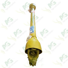 New Heavy Duty T80 PTO Shaft With Star Profile Ideal For Heavy Drive Machinery.