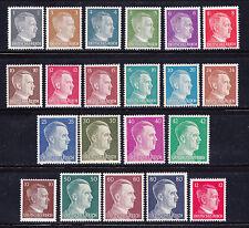 Postfrische Briefmarken aus dem Deutschen Reich (bis 1945) mit Geschichts-Motiv