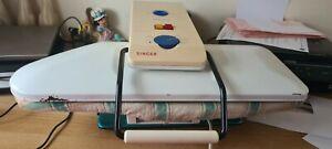 VINTAGE SINGER MAGIC PRESS 4 TABLETOP IRONING MACHINE PRESS FWO