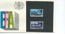 wbc. - GB - PRESENTATION PACK - 1967 - EFTA