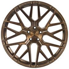 """20"""" Rohana RFX10 Brushed Bronze Concave Wheels for Volkswagen"""