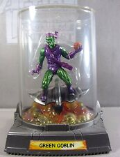 GREEN GOBLIN Spider-Man Villain TITANIUM DIE-CAST Collectible Marvel Hero Figure
