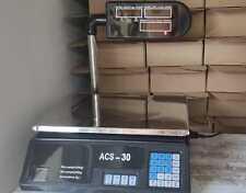 Profi Paketwaage 30kg digitale Ladenwaage Marktwaage Versandwaage Industriewaage