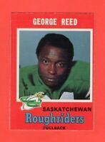 1971 OPC O PEE CHEE CFL # 103 George Reed nrmnt