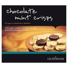 LICHFIELDS CHOCOLATE MINT CRISPS 1kg CATERING BOX WHOLESALE DISCOUNT 142867