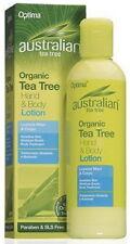 Optima Australian Tea Tree Antiseptic Oil Natural 100 Essential 25ml