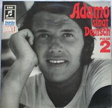 ADAMO - Adamo singt Deutsch Folge 2 - LP
