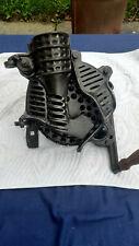 More details for antique cast iron corn-maize, grain grist mill, grinder