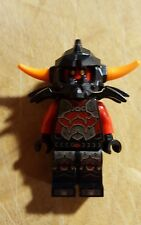 Lego Nexo Knight minifigure – Ash Attacker – from set 70322 Axl's Tower Carrier
