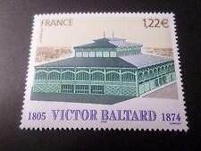 FRANCE 2005, timbre 3824, ART ARCHITECTURE PAVILLON BALTARD, neuf**, VF MNH