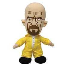 "Official Breaking Bad - Walter White Hazmat Outfit  8"" Stuffed Plush Mezco Toyz"