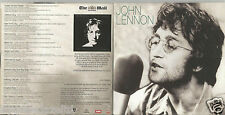 JOHN LENNON THE MAIL ON SUNDAY 12 TRACK PROMO CD FREE UK POST!