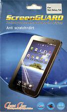 3 Schutzfolien f. Samsung Galaxy Tablet Bildschirmschutz Screen Protector klar