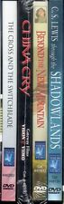 Classic Christian Drama, 4 DVD, Shadowlands, The Cross And Switchblade,Reg 0,New