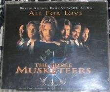 Bryan Adams, Ron Stewart, Sting - All for Love (Single)