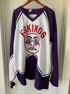 Mystery Alaska Hockey Jersey - Authentic Movie Worn Prop Costume