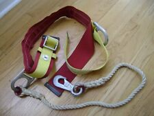 Onv Safety Belt with Lanyard Climbing Harness Protective Gear