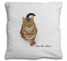 Cat Velvet Decorative Cushions