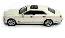Bentley Mulsanne Speed glacier white 1:43 Kyosho 05611GW